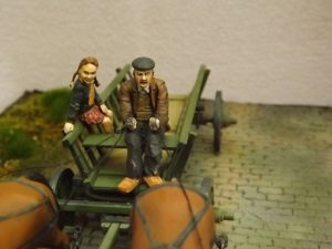 35078 BRITISH TANK CREW + 35118 BRITISH TANK RIDERS (NW EUROPE) + 35165 BRITISH OFFICERS + Wilfred Huisman