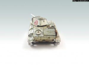 35194 T-70M SOVIET LIGHT TANK w/CREW. SPECIAL EDITION + impala64