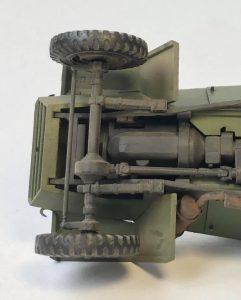 35097 BA-64B SOVIET ARMOURED CAR w/CREW + Alexander Fomin