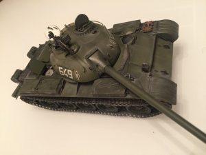 37004 T-54-2 Mod. 1949 SOVIET MEDIUM TANK +  Ruslan Isayev