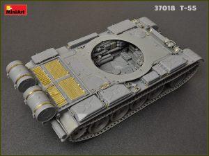 Build up 37018 Т-55 Мод. 1963. С ИНТЕРЬЕРОМ