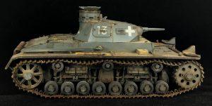 35162 Pz.Kpfw.III Ausf.B + Sungjun Jang