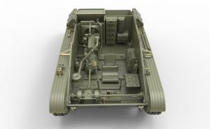 3D renders 35241 T-60 (T-30 Turret) INTERIOR KIT