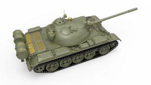 3D renders 37018 T-55MOD.1963フルインテリア(内部再現)
