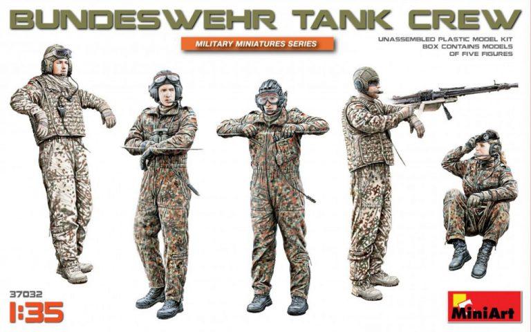 37032 武装部队坦克乘员