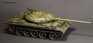 37014 T-54-1 SOVIET MEDIUM TANK Mod.1947