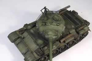 37003 T-54-1 SOVIET MEDIUM TANK. INTERIOR KIT. + Rodolphe Morieux