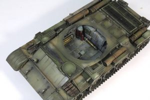 37003 T-54-1 SOVIET MEDIUM TANK. INTERIOR KIT. + Rodolphe Morieux
