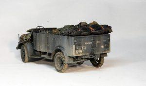 35139 Kfz.70 MB 1500A GERMAN 4×4 CAR w/CREW + Alexander Pedan