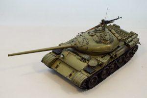 37003 T-54-1 SOVIET MEDIUM TANK. Interior kit. + Alexander Komarov
