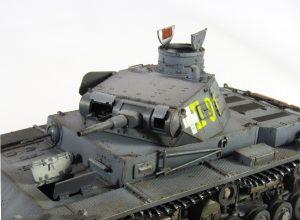 35162 Pz.Kpfw.III Ausf.B + Alexander Fedorov
