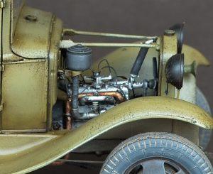 35177 GAZ-AAA w/QUAD M4 MAXIM + Klim Malchugin