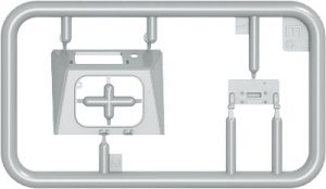 Content box 35241 T-60 (T-30 Turret) INTERIOR KIT