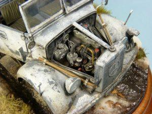 35139 Kfz.70 MB 1500A GERMAN 4×4 CAR w/CREW + Massimo Cazzato