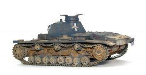 35169 Pz.Kpfw.III Ausf.D + Martin Webster