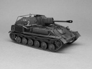 35143 SU-76M SOVIET SELF-PROPELLED GUN w/CREW + Anatoly Pozhidaev