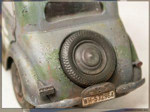 35095 MB TYPE 170V Personenwagen + Nikolai Kuprin
