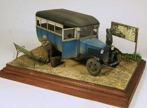 35149 GAZ-03-30 Mod. 1938 + Balzac