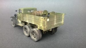 35127 GAZ-AAA CARGO TRUCK + 35170 SOVIET HEAVY INFANTRY WEAPONS AND EQUIPMENT + Igor Struchkov