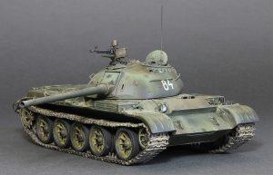 37012 T-54-2 SOVIET MEDIUM TANK. Mod 1949 + Vyacheslav Novozhilov