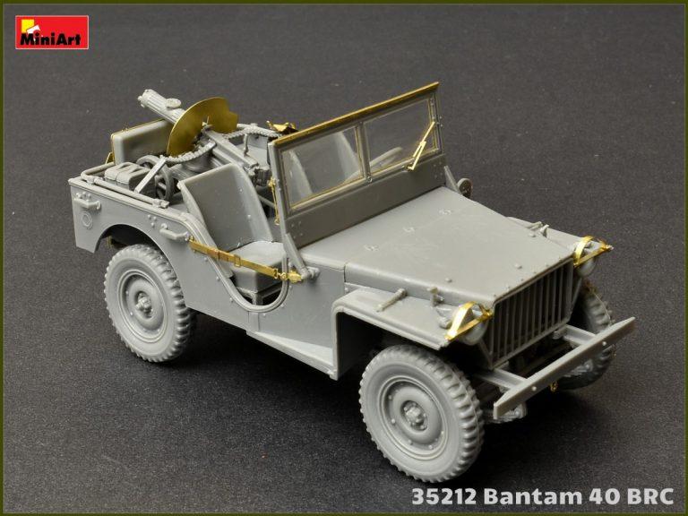 35212 班塔姆 BRC40 吉普车