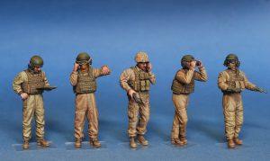 37008 USMC TANK CREW + Konstantin Pinaev