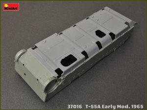 Build up 37016 T-55A初期型Mod.1965フルインテリア(内部再現)