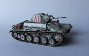 35194 T-70M SOVIET LIGHT TANK w/CREW. SPECIAL EDITION +  Danilo Sozontov