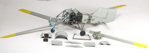 Build up 41001 ВЕРТОЛЕТ Fl 282 V-6 КОЛИБРИ