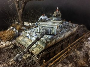 35249 GERMAN TANK CREW (WINTER UNIFORMS). SPECIAL EDITION + Stanislaus Sawung Garuntara