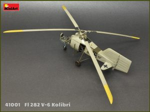 Build up 41001 Fl 282 V-6 KOLIBRI
