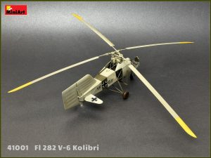 Photos 41001 Fl 282 V-6 KOLIBRI