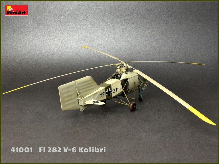 41001 Fl 282 V-6 KOLIBRI