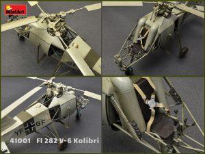 41001 Fl 282 V-6 KOLIBRI + Evgeny Solodukhin