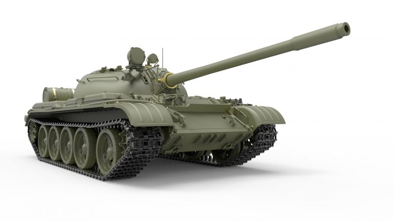 37027 T-55ソビエト中戦車