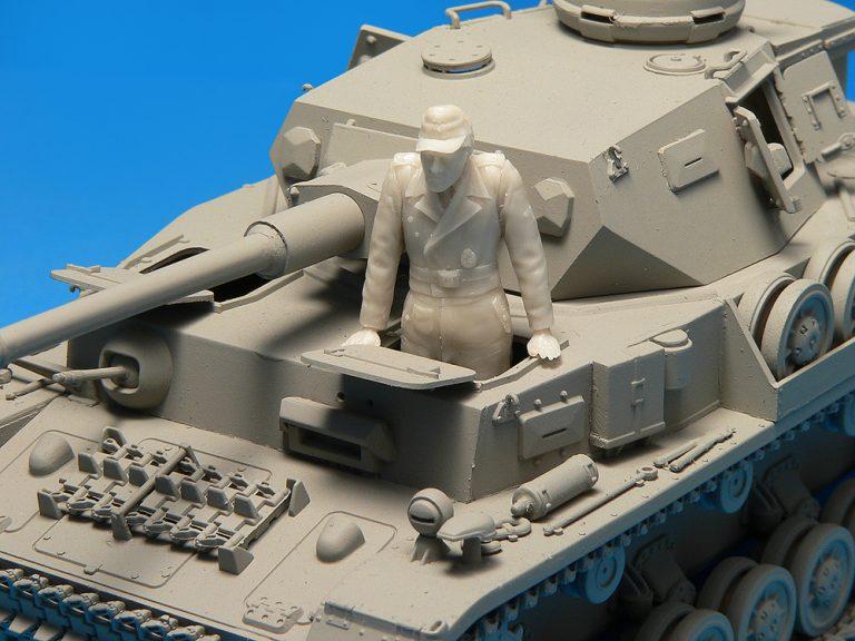 35252 Deutsche Panzerbesatzung (Frankreich 1944) Sonderausgabe