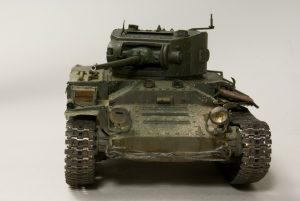 35092 VALENTINE Mk.IV RED ARMY w/CREW + Sergey Yurchenko
