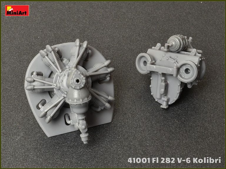 41001  FL282 V-6コリブリ