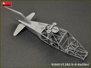 Photos 41001  德国FL282 V-6蜂鸟直升机