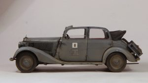 35103 MB TYPE 170V Cabrio Saloon + Gleb Belousov