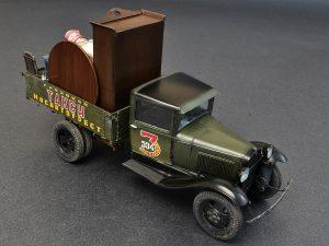 38013 SOVIET 1,5 TON CARGO TRUCK