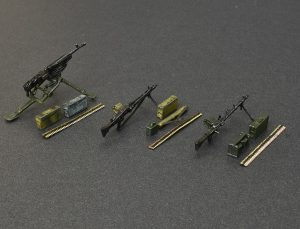 35250 GERMAN MACHINEGUNS SET