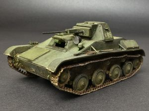 35215 T-60 EARLY SERIES. SOVIET LIGHT TANK. INTERIOR KIT + Federico Collada