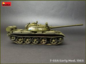 Photos 37057 T-55A EARLY Mod. 1965