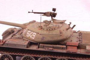 37012 T-54-2 SOVIET MEDIUM TANK. Mod 1949 + Andrew Birkbeck