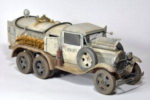 35158 BZ-38 REFUELLER Mod. 1939 + Miroslav Belovič