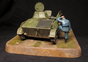 35215 T-60 EARLY SERIES. SOVIET LIGHT TANK. INTERIOR KIT + Kimmo Happonen