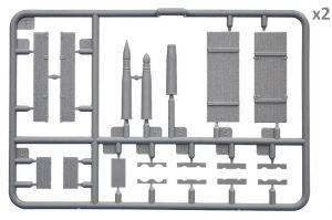 Content box 35261 Sowjetische Munitionskisten mit Granaten