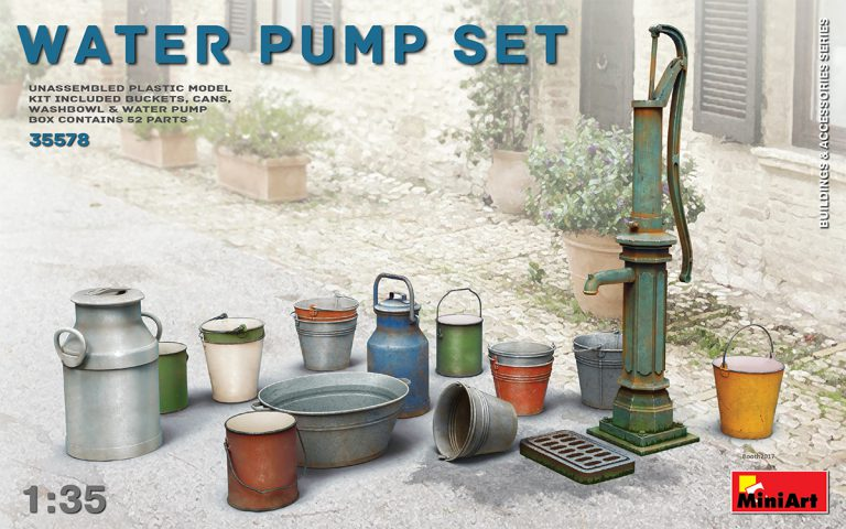 35578 WATER PUMP SET