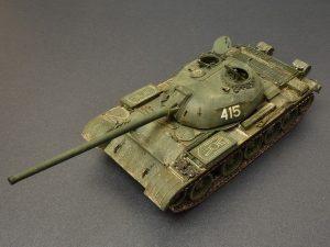 37004 T-54-2 Mod. 1949 SOVIET MEDIUM TANK + Federico Collada